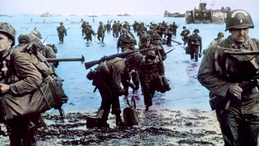 75th Anniversary of D-Day