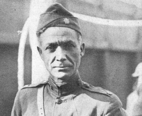 Lt. Col. Joseph Ward's Mark on History