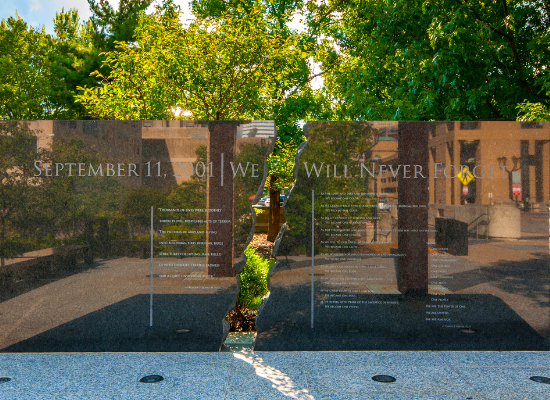Indiana 911 Memorial, Indianapolis IN