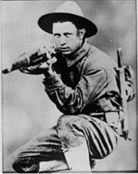The First to Fall: A Brief History of Corporal James Bethel Gresham