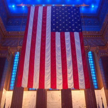 Indiana War Memorial – Shrine Room